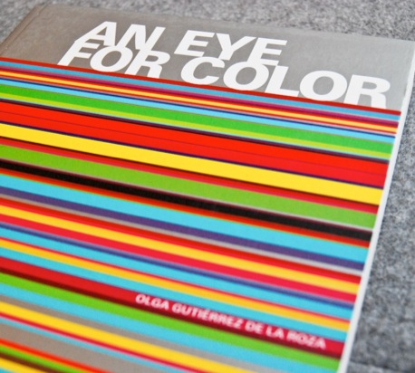 Front cover of An Eye for Color