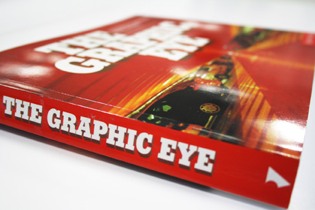 Cover of the Graphic Eye